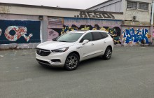 Review: 2019 Buick Enclave Avenir