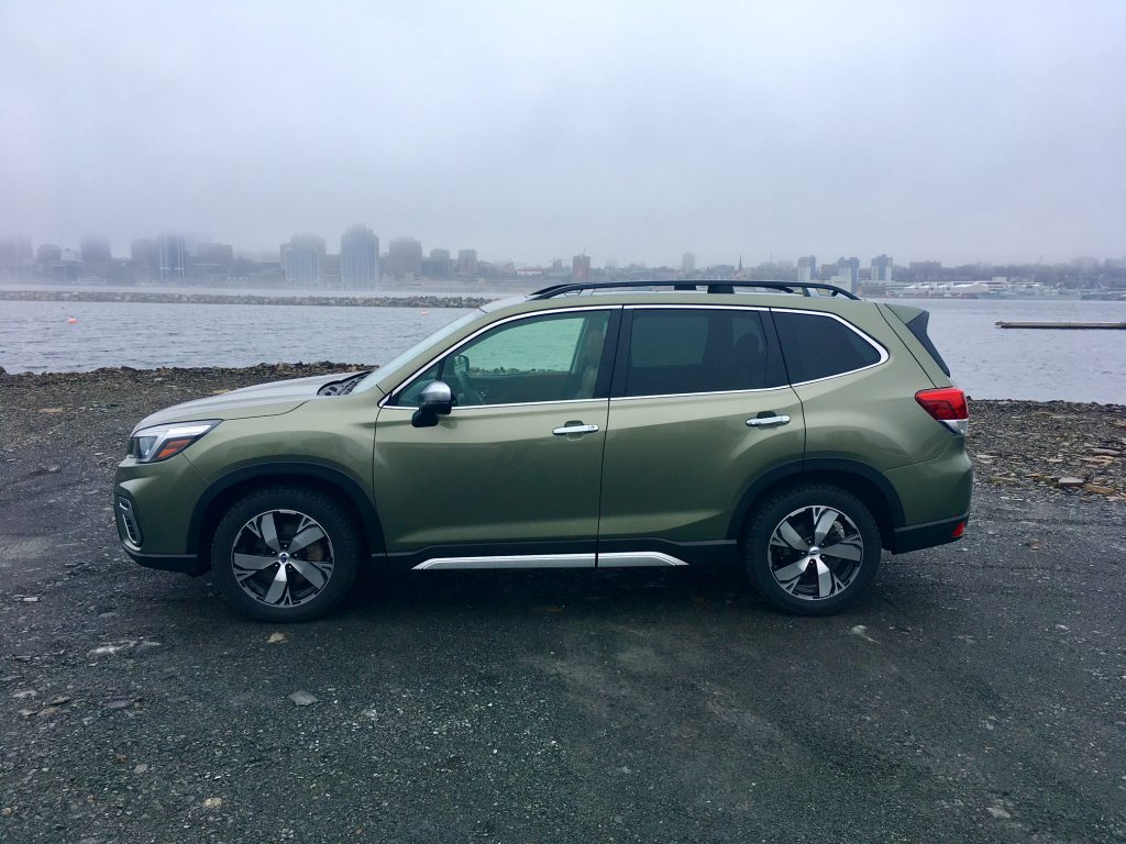 Review: 2019 Subaru Forester Premier | haligonia ca