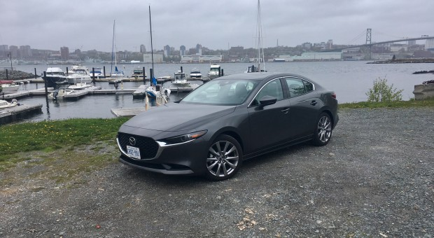 Review: 2019 Mazda3 GT AWD