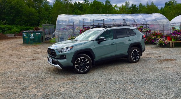 Review: 2019 Toyota RAV4 Trail