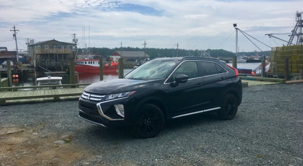 Review: 2019 Mitsubishi Eclipse Cross Black Edition