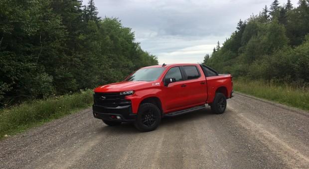 Review: 2019 Chevrolet Silverado 1500 LT Trail Boss
