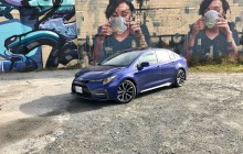 Review: 2020 Toyota Corolla 6-Speed Manual