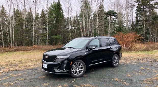 Review: 2020 Cadillac XT6 Sport