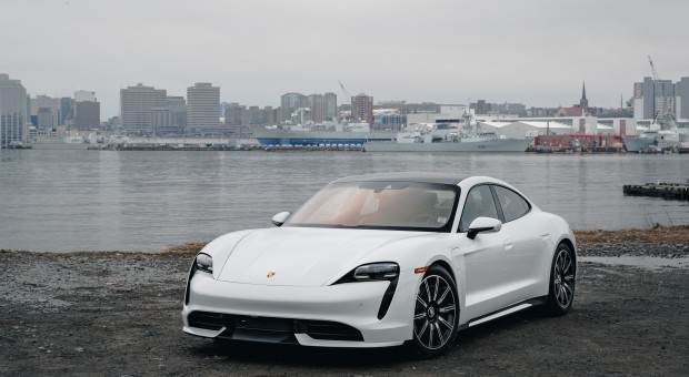 Quick Drive: 2020 Porsche Taycan Turbo – The Future Is Electrifying