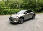 Review: 2020 Lexus RX 350