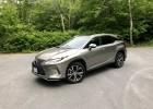 Review: 2020 Lexus RX 350